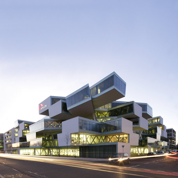 Actelion Business Center
