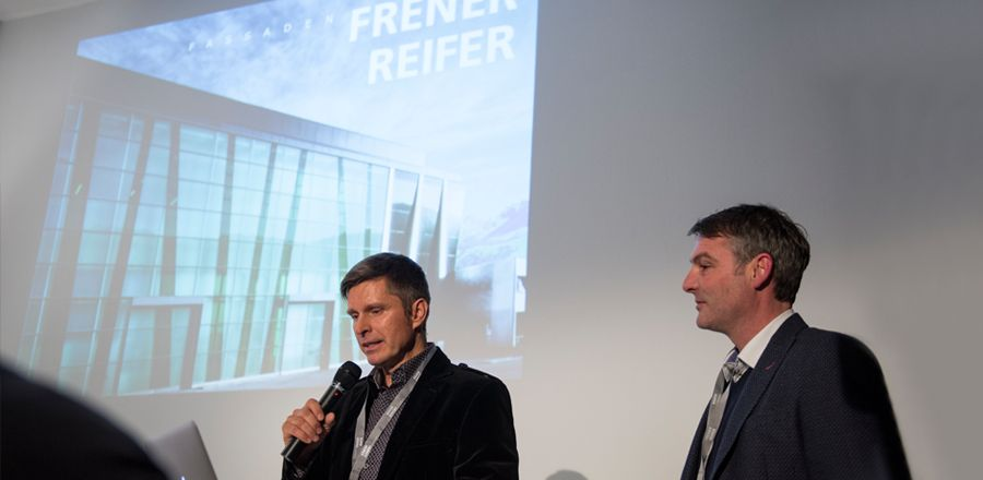 Freeformarchitecture evening event  with FRENER & REIFER –  Participants