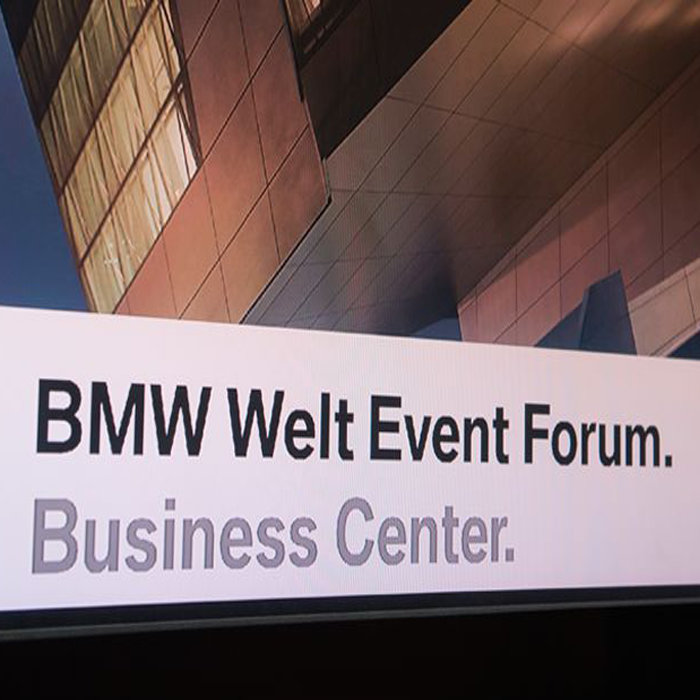 BMW Welt Event Forum