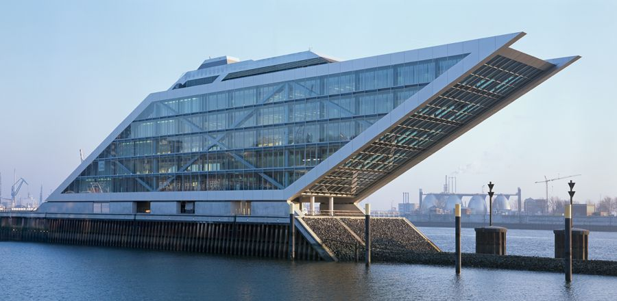 Dockland Office Building
