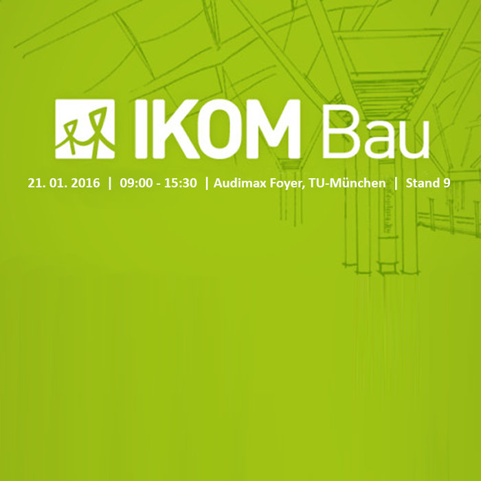FRENER & REIFER AT IKOM Bau