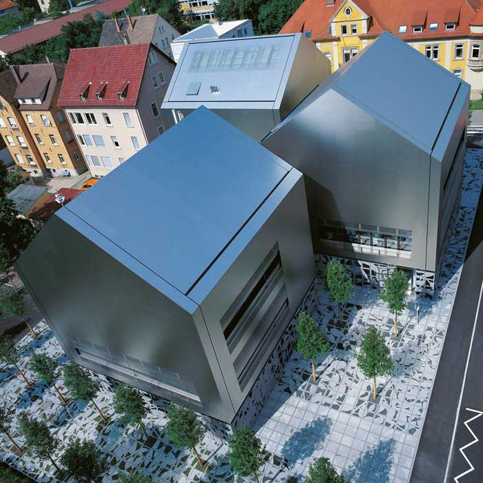 Südwestmetall, Head Office