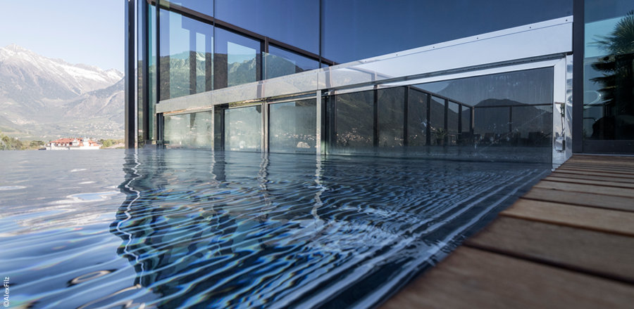 Hotel therme merano for Hotel meran design