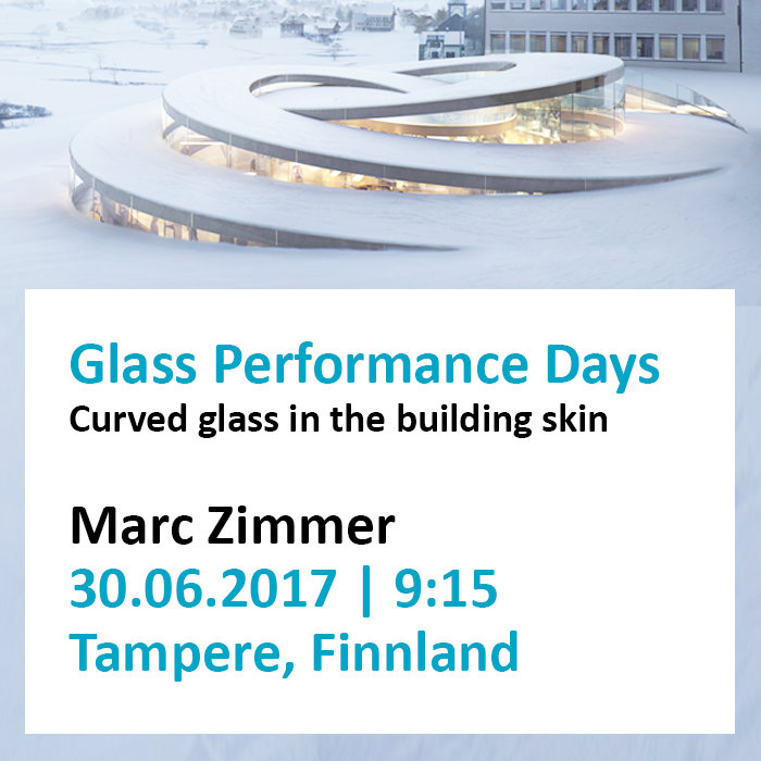 Konferenz: Glass Performance Days