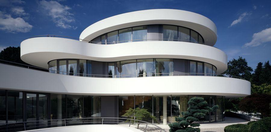 Moderne luxusvilla deutschland  Villen