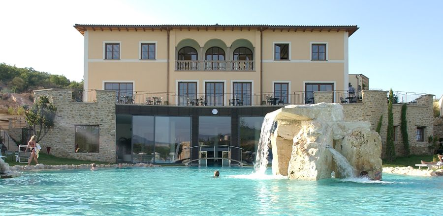 Adler Thermae, Spa Hotel