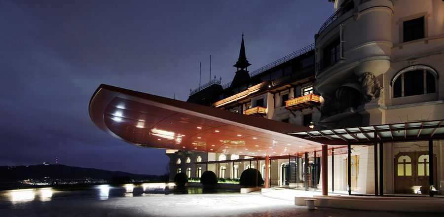 The Dolder Grand Luxury Hotel