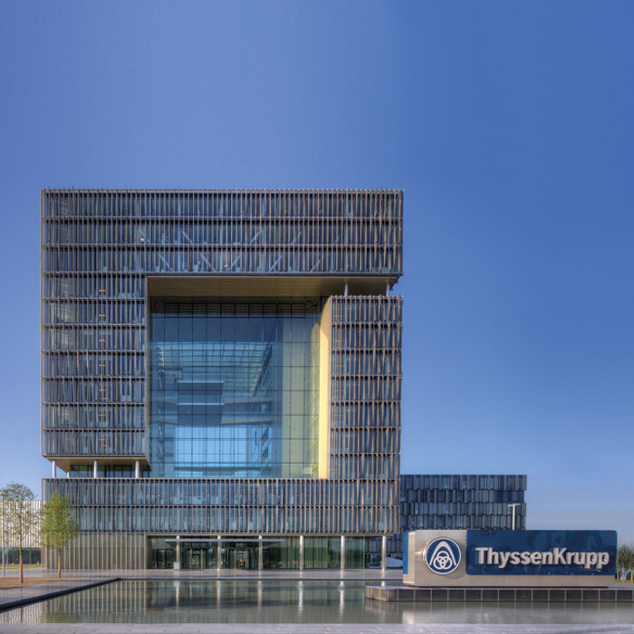 ThyssenKrupp Quartier – Head Office